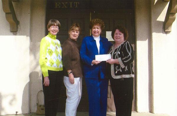 Rossmoor Women's Club - St Isidore