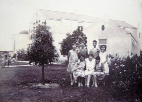 Early Los Alamitos Family