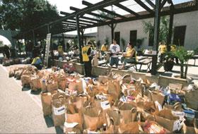 Heart of the City Volunteers