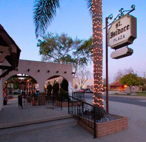 St Isidore Historical Plaza, Los Alamitos, CA