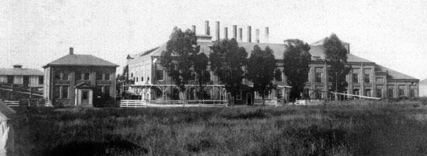 Los Alamitos Sugar Beet Factory