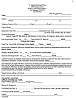 2015 St Isidore Event Rental Application