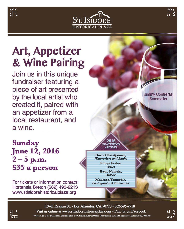 Art & Wine Tasting at the Plaza Los Alamitos