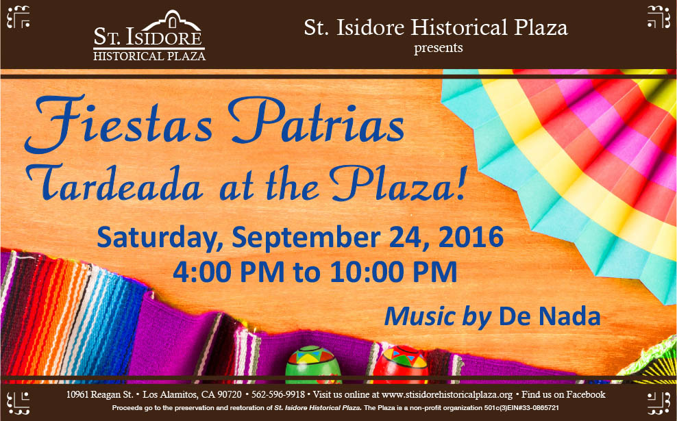 Fiesta at the Plaza