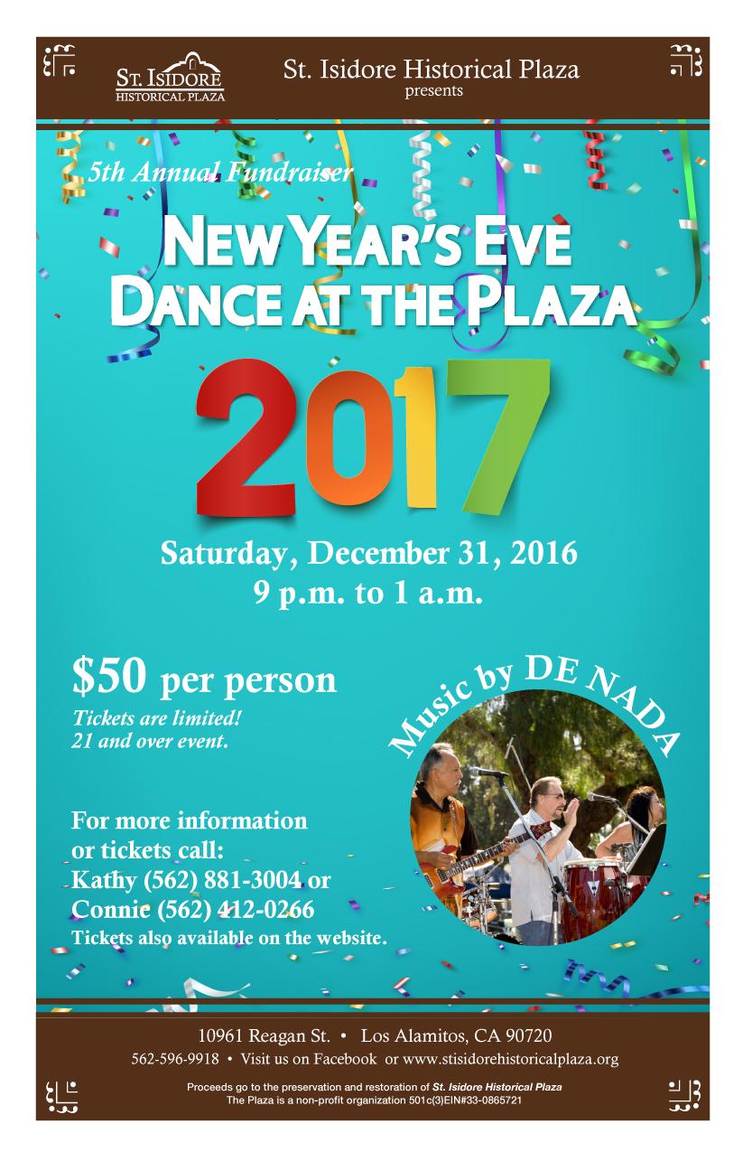 2107 New Years Eve Dance