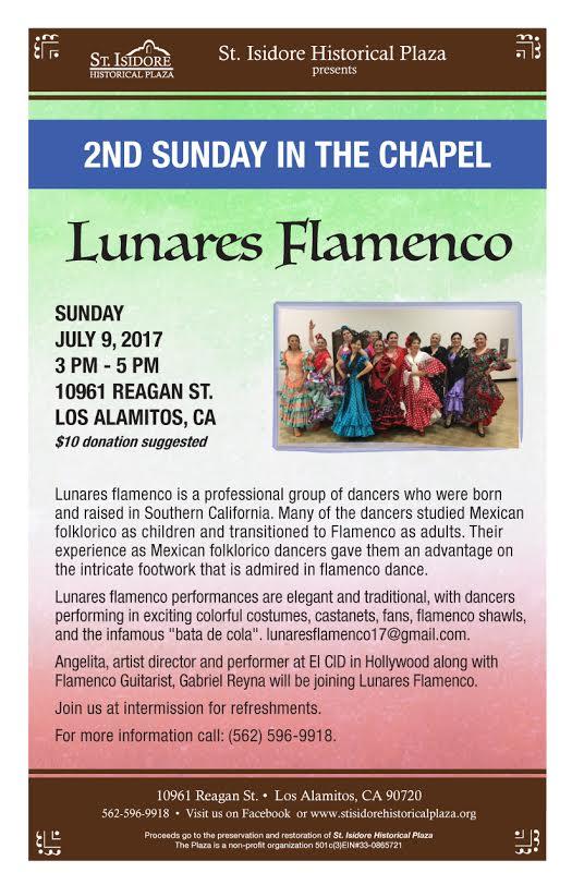 Lunares Flamenco Dancers