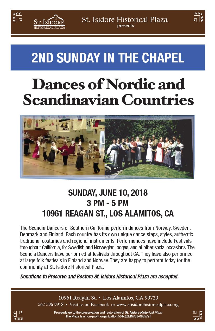 Dances of Nordic & Scandinavian Countries